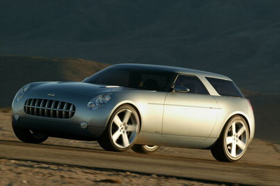 2004 Chevy Nomad Concept