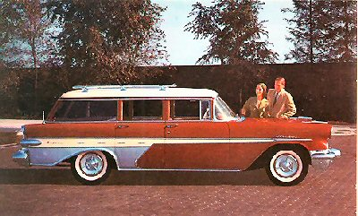 1957 Pontiac Safari Transcontinental